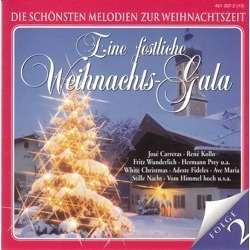 eine festliche weihnachts gala by various artists cd with. Black Bedroom Furniture Sets. Home Design Ideas