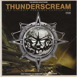 Various artists Thunderscream - The Raving Nightmare (Chapter One)