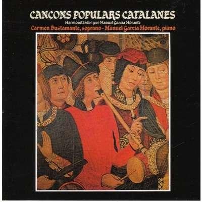 carme bustamante manuel garcia morante cancons populars catalanes