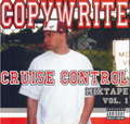 COPYWRITE - CRUISE CONTROL MIXTAPE VOL.1 - CD