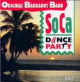 ORIGINAL BARBADOS BAND - soca dance party - CD