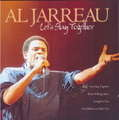 AL JARREAU - lets stay together - CD