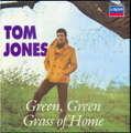 TOM JONES - Green, Green Grass of Home - CD
