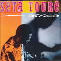 SETA TOURE - AFRICA - CD