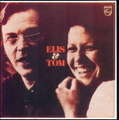 ELIS REGINA & TOM JOBIM - ELIS & TOM - CD