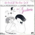 ELLA FITZGERALD AND ANDRE PREVIN - nice work if you can get it - CD