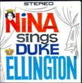 NINA SIMONE - sings ellington - CD