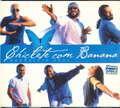 CHICLETE COM BANANA - borboleta azul - CD