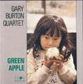 GARY BURTON QUARTET - GREEN APPLE - CD