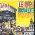 VARIOUS ARTISTS - 18 TRACKS FROM THE FILM CHICAGO BLUES - CD