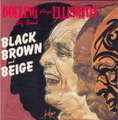 CLAUDE BOLLING BIG BAND - BLACK BROWN AND BEIGE (BOLLING BIG BAND PLAY ELLINGTON) - CD