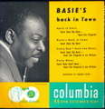 COUNT BASIE - BASIE'S BACK IN TOWN - 7inch (EP)