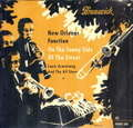 LOUIS ARMSTRONG AND THE ALL STARS - new orleans function / on the sunny side of the street - 7inch (SP)