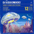 DJ SCISSORKICKS - Video Computer System - CD