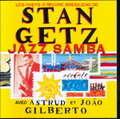 STAN GETZ - jazz samba - CD