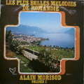 ALAIN MORISOD - les plus belles melodies de romandie vol.2 - LP