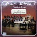 ALAIN MORISOD - mes plus grands succes - LP
