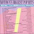 VARIOUS ARTISTS - motown's biggest pop hits all 1 on bilboard's charts - CD