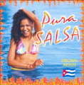 VARIOUS ARTISTS - pura salsa - CD