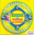 VARIOUS ARTISTES - accueillez l'an 2000 sur des rythmes ensoleillés - CD