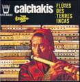 LOS CALCHAKIS - flutes des terres incas - CD