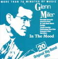 GLENN MILLER - in the mood 20 original big band hits - CD