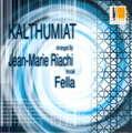 KALTHUMIAT - inta omri / Alfi Leila Wileila - CD single