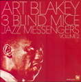 ART BLAKEY - Three Blind Mice, Volume 2 - CD