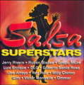 VARIOUS ARTISTS - salsa superstars - CD
