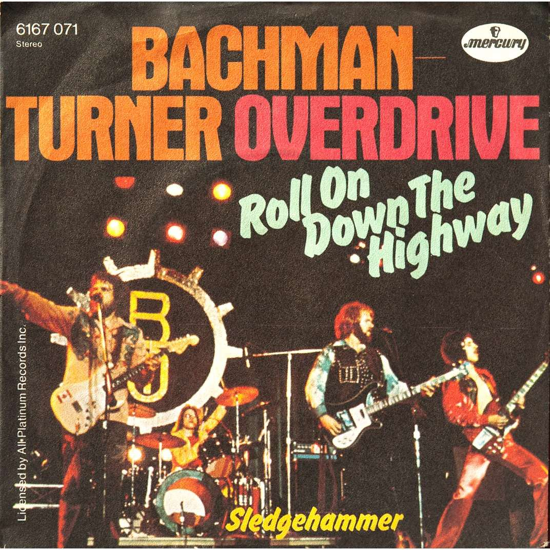 Roll On Down The Highway Sledgehammer Germany By