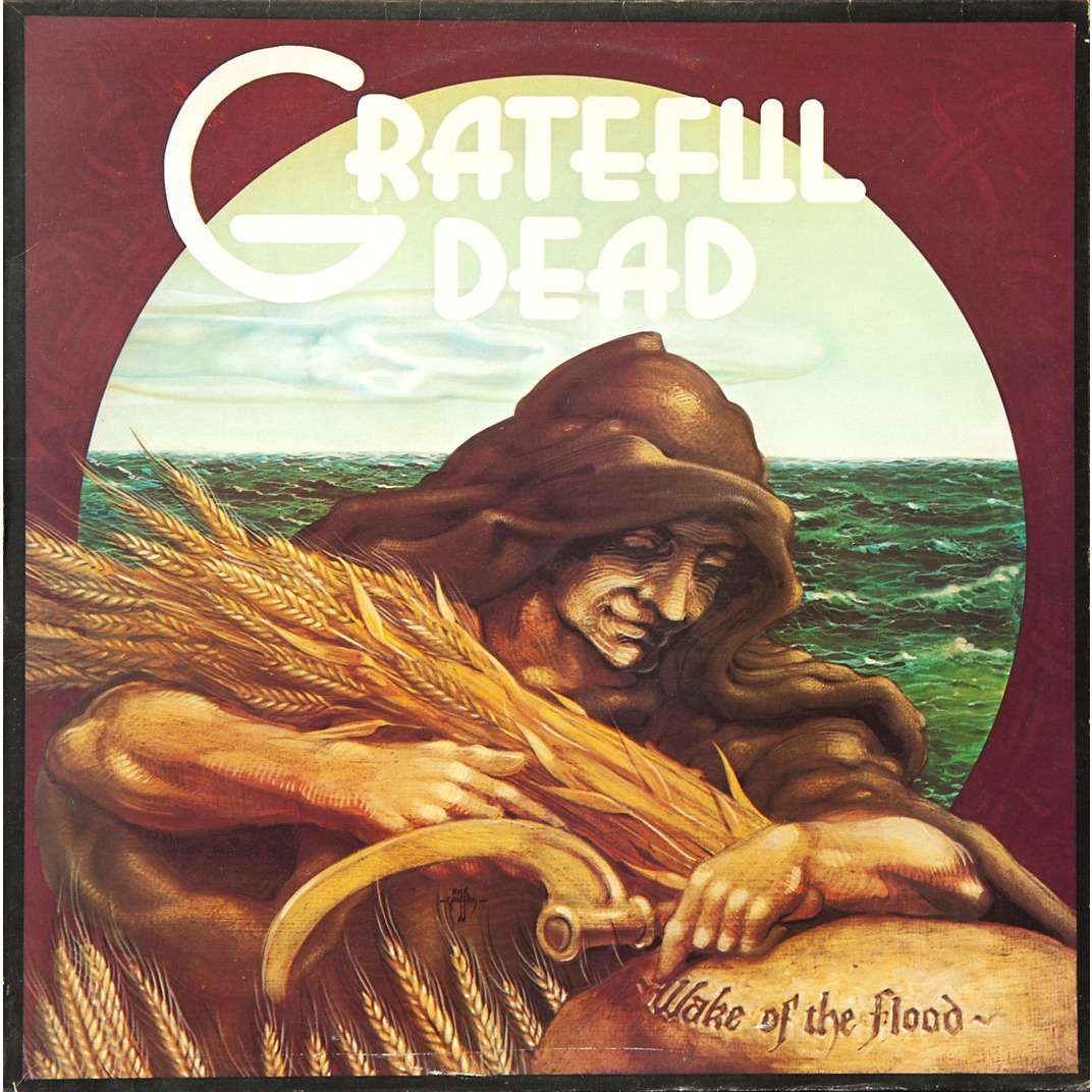 Wake Of The Flood By Grateful Dead Lp With Rabbitrecords