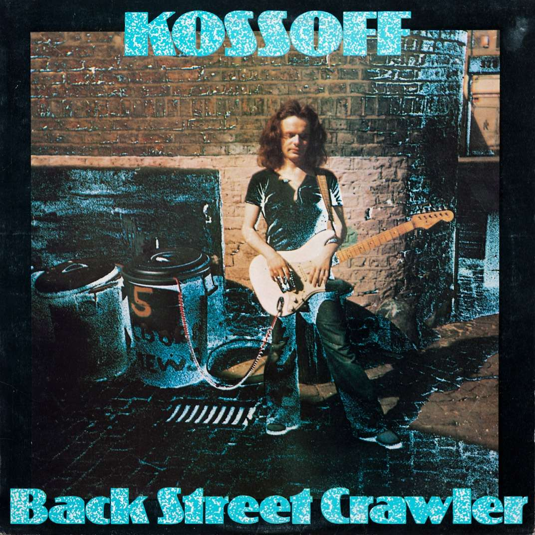 Back Street Crawler By Paul Kossoff Lp With Rabbitrecords