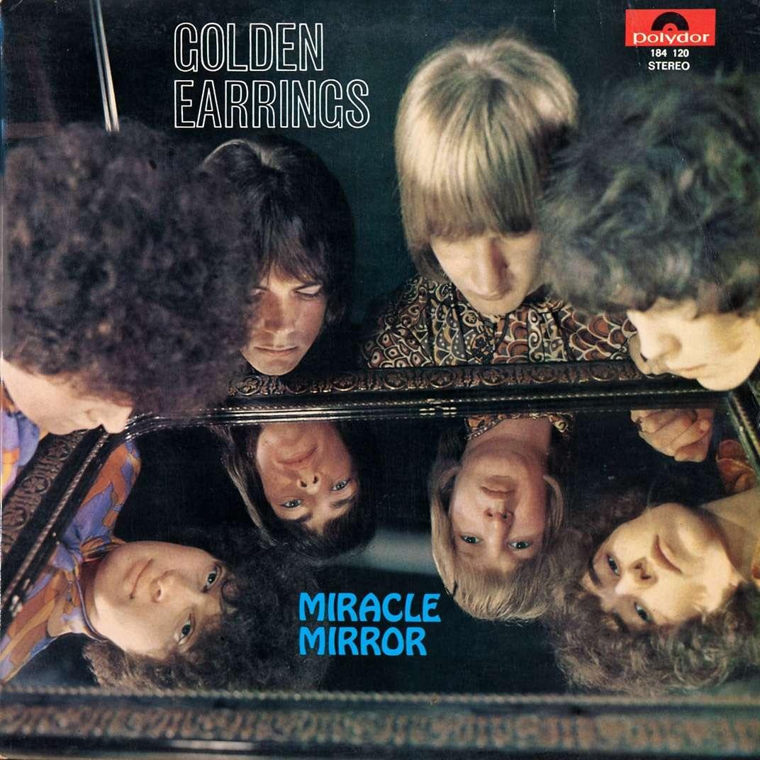Golden Earrings Miracle Mirror