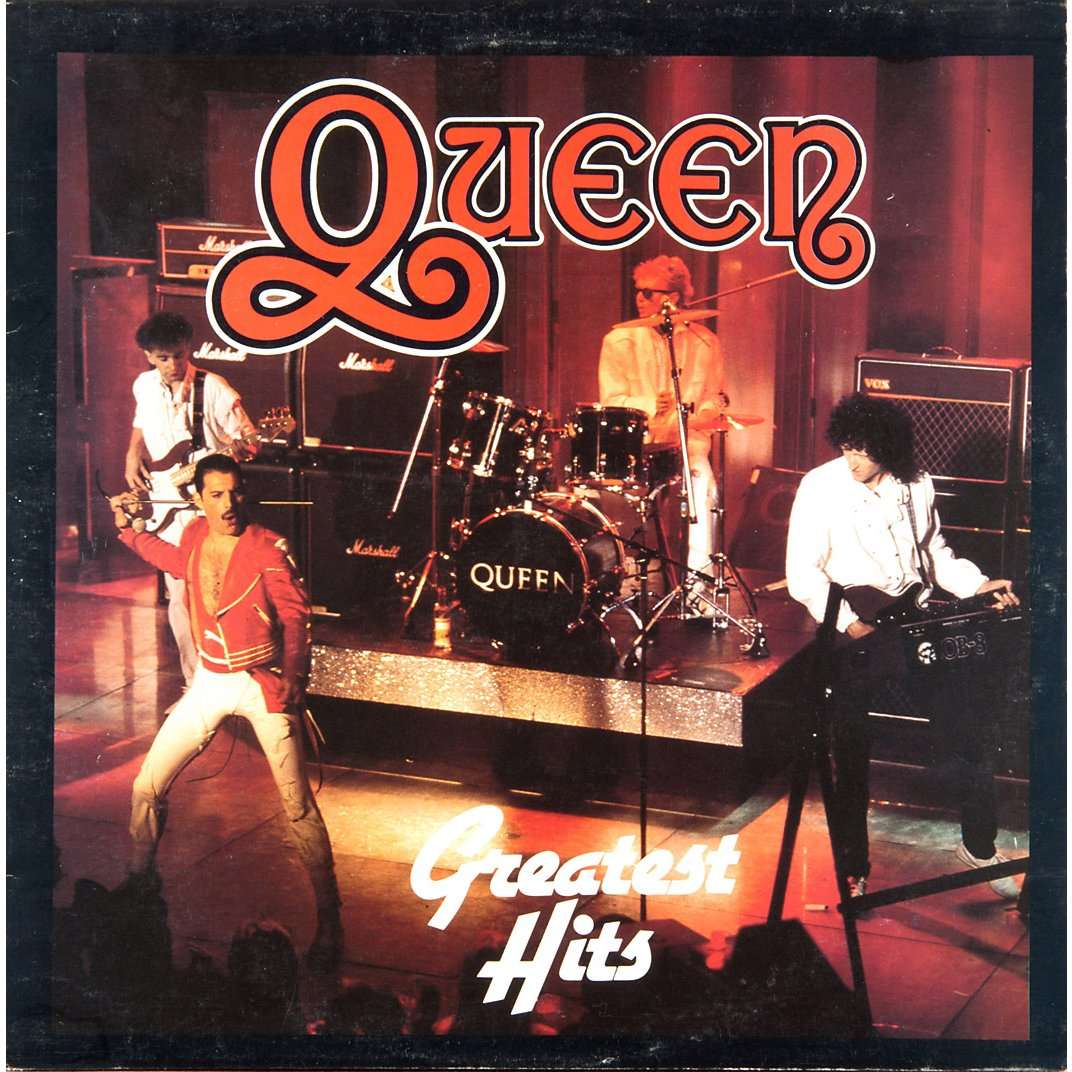 Greatest Hits Bulgaria By Queen Lp With Rabbitrecords