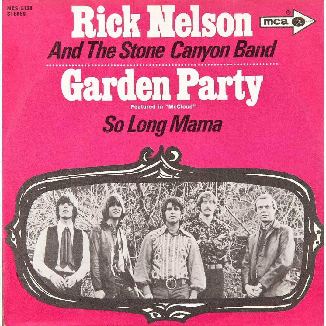 Rickey Nelson Garden Party