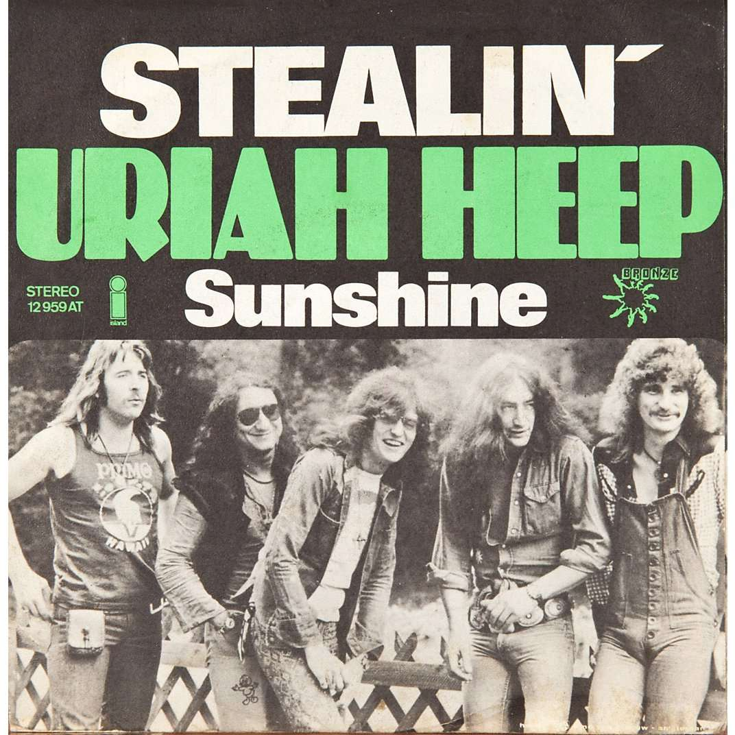 uriah black singles Uriah heep cover art - singles lady in black (edit) / simon the bullet freak (germany & austria 1971) lady in black (edit) / simon the bullet freak (germany & austria 1974 , germany 1977.