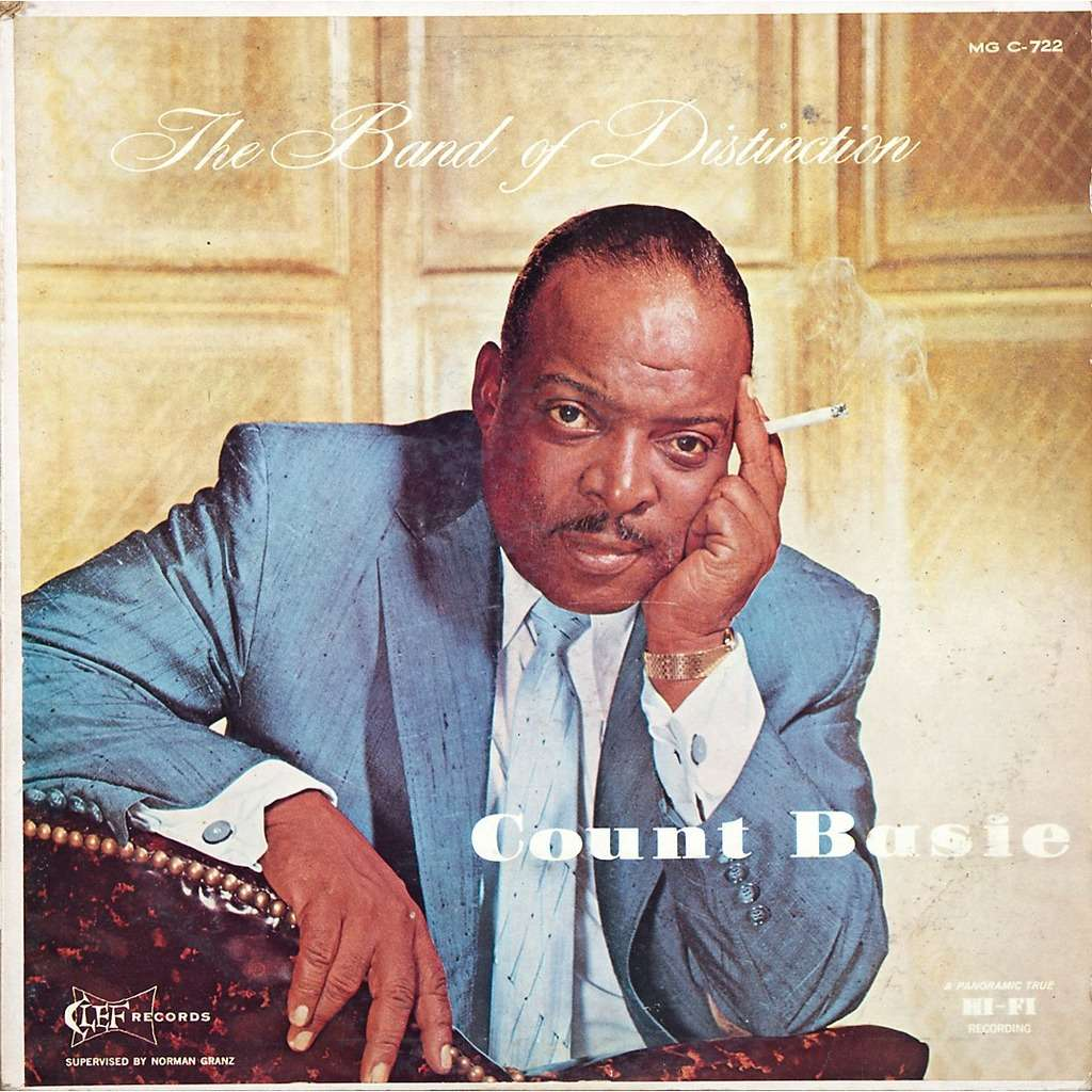 count basie the band of distinction