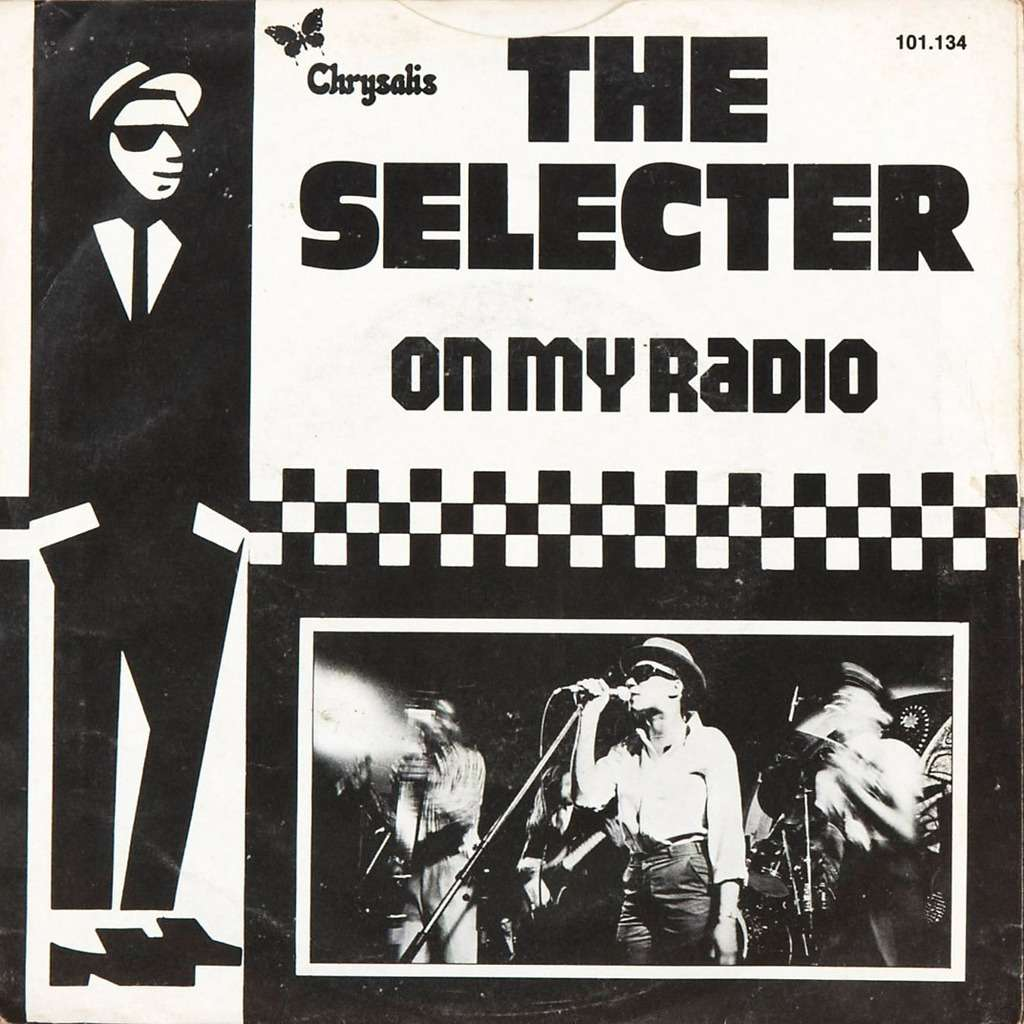 On My Radio Too Much Pressure By The Selecter Sp With