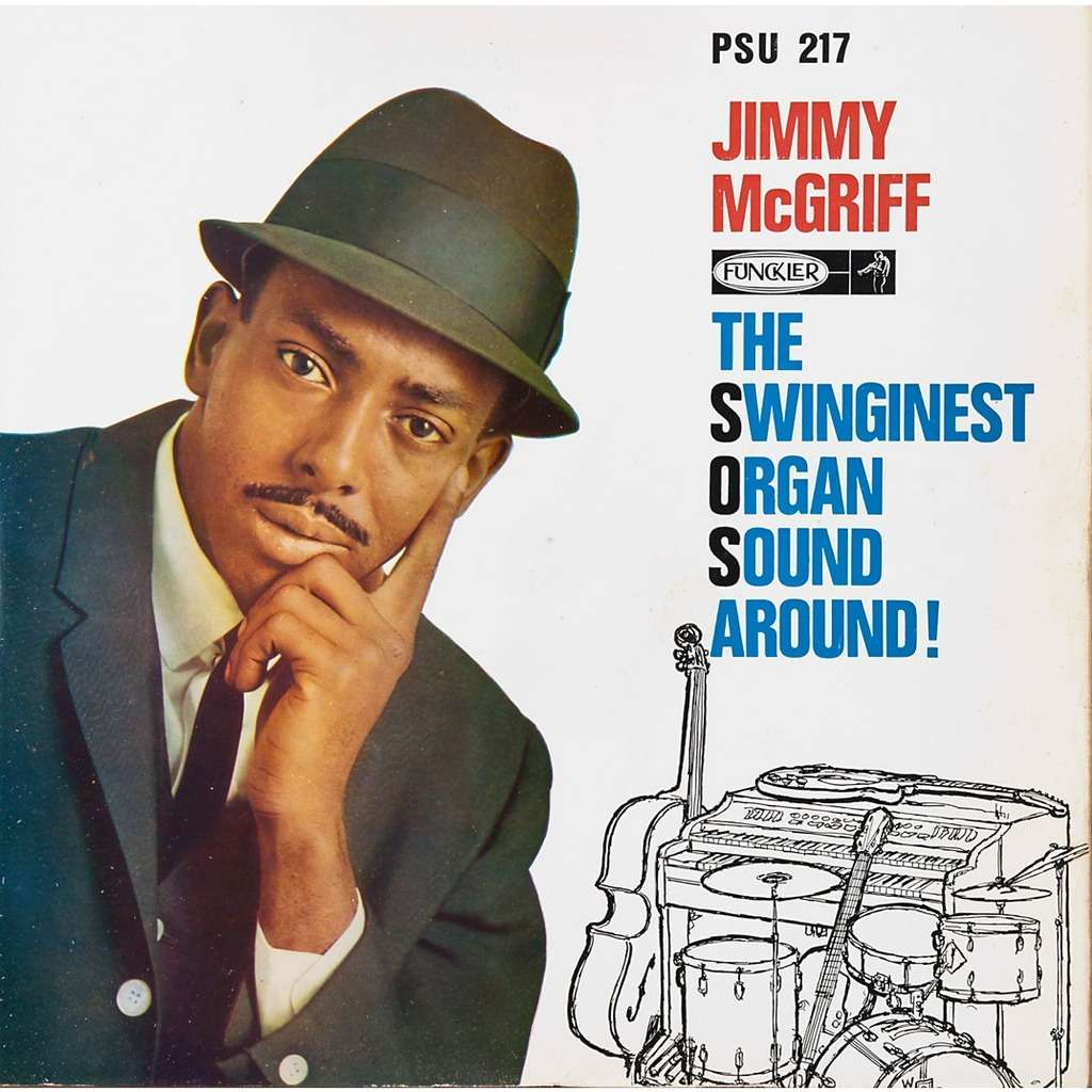 Jimmy McGriff One Of Mine