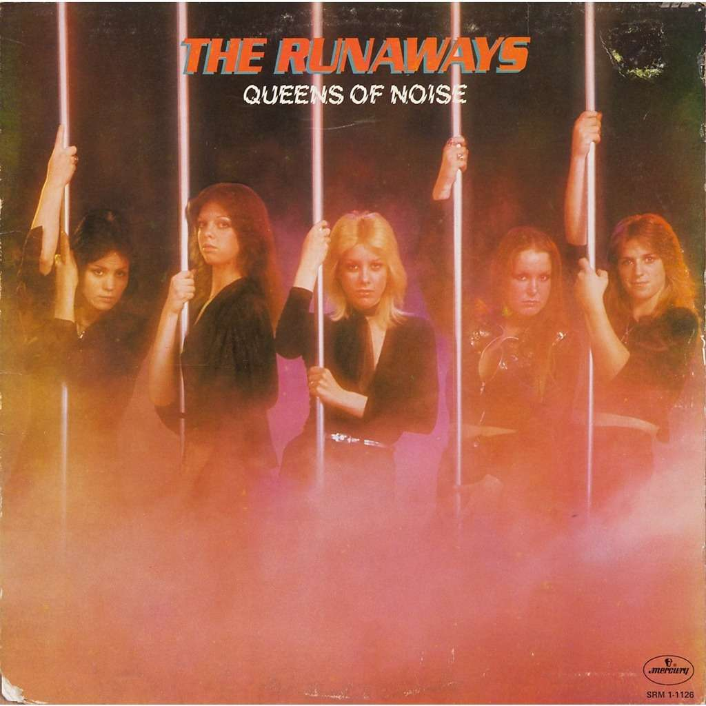Queens Of Noise By Runaways Lp With Rabbitrecords Ref