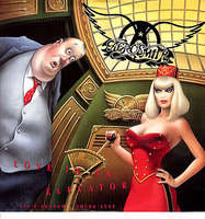 Aerosmith - Love In An Elevator/ain't Enough/young Lust