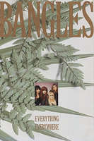 BANGLES Everything everywhere - tour programme