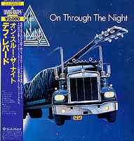Def Leppard - On Through The Night 11 Tracks