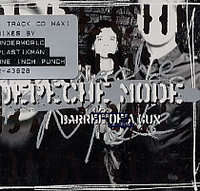 Depeche Mode - Barrel Of A Gun(single/...(underworld Soft)/...(one Inch Punch)/...(underworld Hard )painkiller(pla)