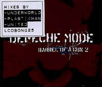 Depeche Mode - Barrel Of A Gun(underworld Hard Mix/...(united Mix)/painkiller(plastikman Mix))