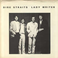 Dire Straits - Lady Writer/where Do You Think You're Going