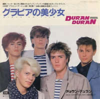 Duran Duran - Girls On Film/faster Than Light