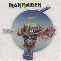 Iron Maiden - Can I Play With Madness/black Bart Blues