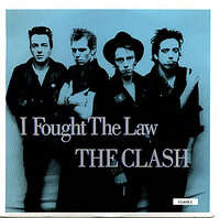 Clash - I Fought The Law/city Of The Dead/1977