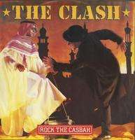 Clash - Rock The Casbah/long Time Jerk Album
